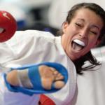KARATE-Nadège Ait-Ibrahim sophrologie sport